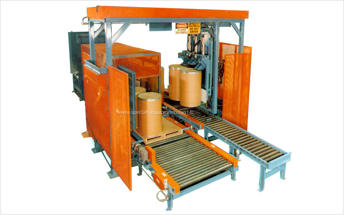 Palletizers and Dispensers Category Image