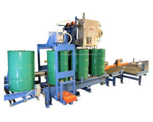 Automatic Drum Orienting Filler