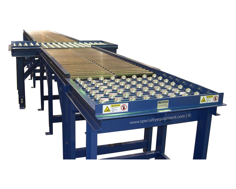 Ball Transfer Conveyor