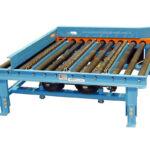 Live Roller Pallet Transfer