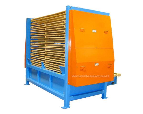 Oversize Pallet Dispenser