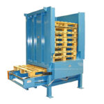 Heavy Duty Pallet Dispenser