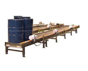 Powered Drum Conveyors