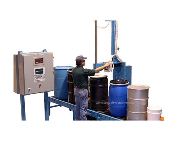 Single Drum and Pail Filling System