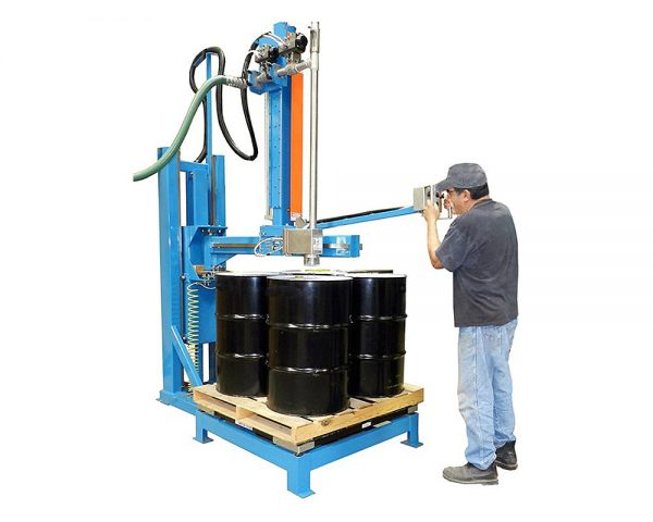 Palletized Drum Filler - Stand Alone
