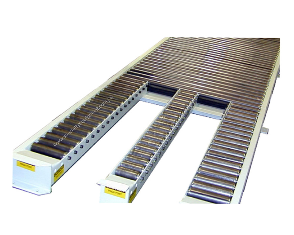 Gravity Conveyor for Pallet Jacks