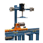 Air Operated Lid Press