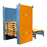 Industrial Pallet Dispenser