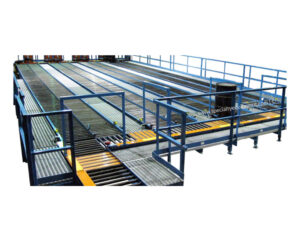 Empty Drum Accumulation Conveyors