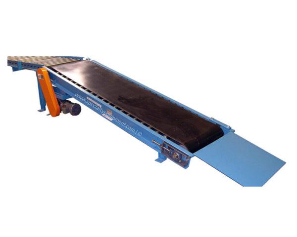 Drum Incline Conveyor