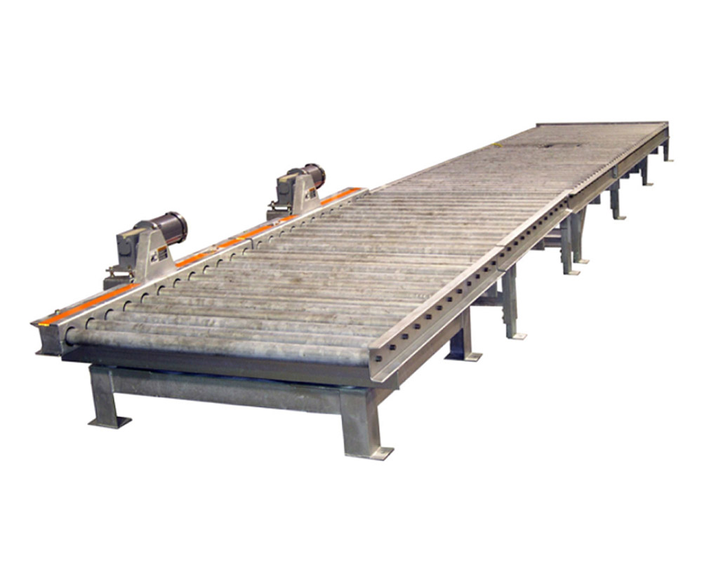 Stainless Pallet Conveyors