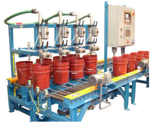 Automatic Pail Filling System