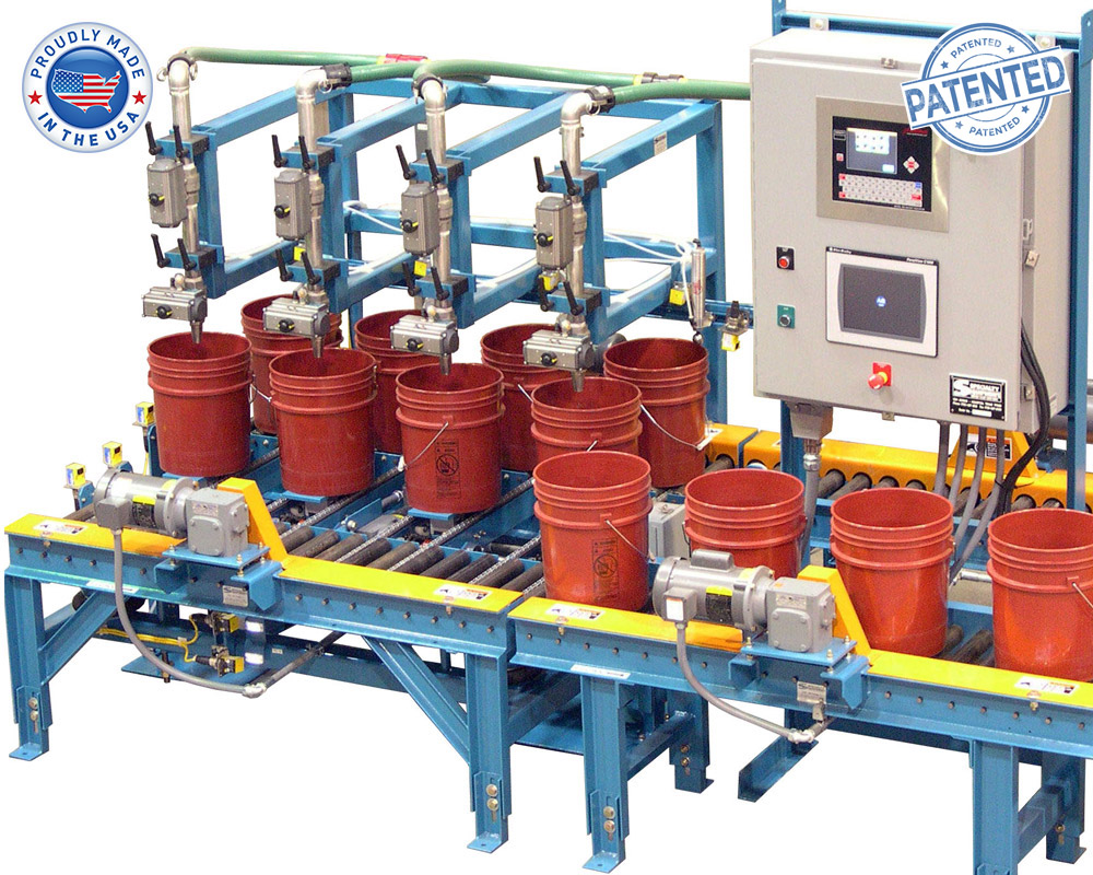 Automatic Pail Filler APF-541