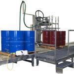Automatic Quad Drum Filler AQF-5540