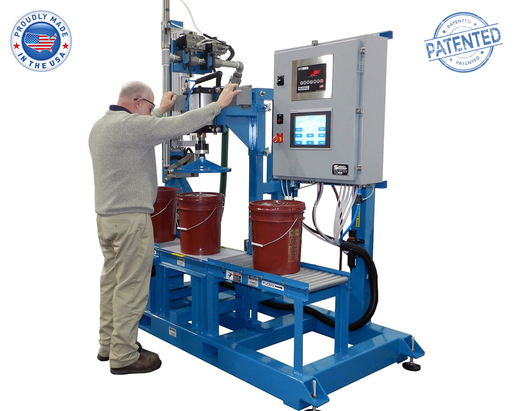 Portable Pail Filler PPF-510