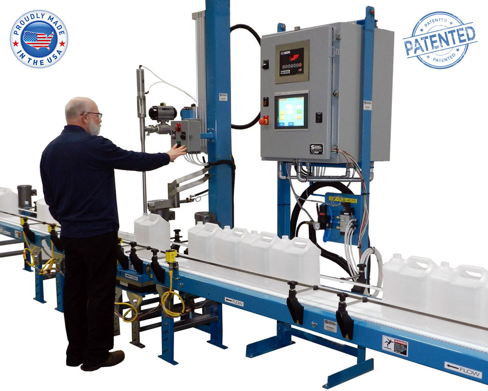 Semi-Automatic Pail Filler PF-510