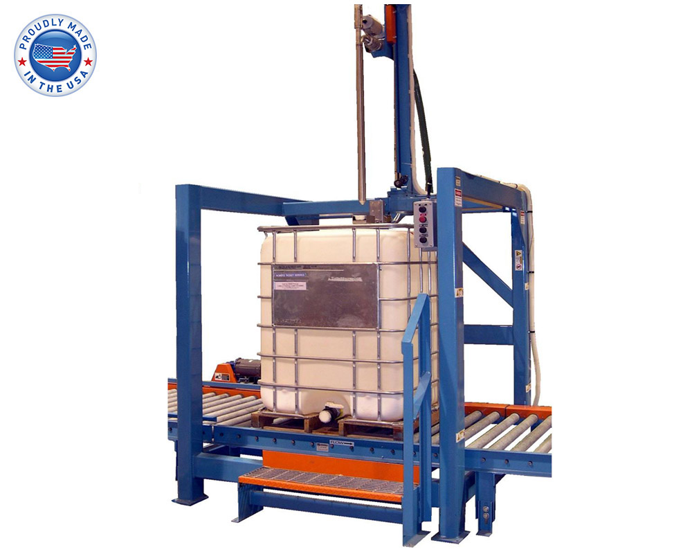 ATF-5000 Automatic Four Drum Filler