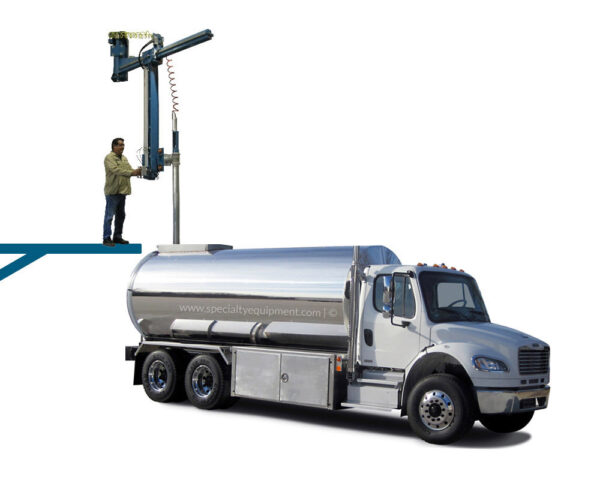 TLF-600 Truck Loading Arm Filler