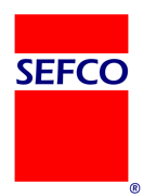 SEFCO badge