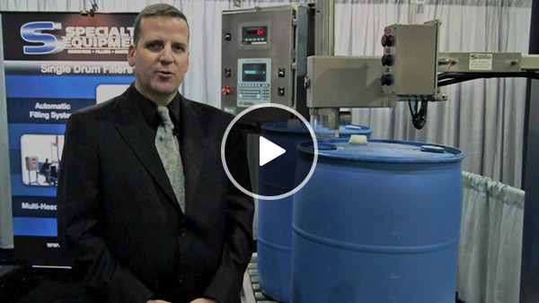 Portable Drum and Tote Filler Video