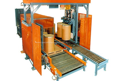 palletizers and dispensers